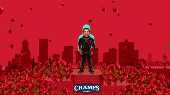 Champs Sports TV Spot, 'adiColor' Feat. Damian Lillard, Song by TNGHT - Thumbnail 8