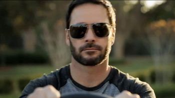 Lowe's TV Spot, 'Husqvarna Fast Tractor' Featuring Jimmie Johnson