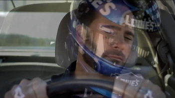 Lowe's TV Spot, 'Husqvarna Fast Tractor' Featuring Jimmie Johnson - Thumbnail 2