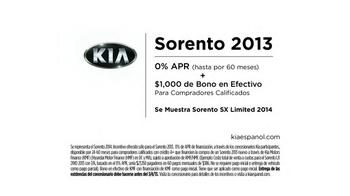 2013 Kia Sorento TV Spot, 'Donde' [Spanish] - Thumbnail 10
