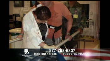 Wounded Warrior Project TV Spot, 'Alan' Featuring Trace Adkins - Thumbnail 6