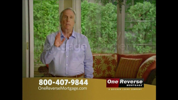 One Reverse Mortgage TV Spot, 'Retirement' Featuring Henry Winkler  - Thumbnail 4