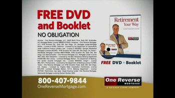 One Reverse Mortgage TV Spot, 'Retirement' Featuring Henry Winkler  - Thumbnail 5