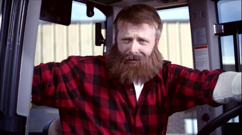 Kioti Tractors RX6010 Cab TV Spot, 'Beards'