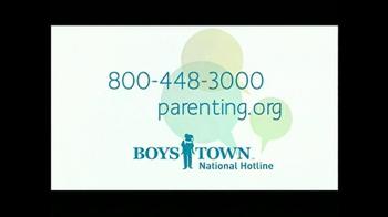 Boys Town TV Spot, 'Teen Debate' - Thumbnail 7
