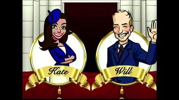 Jamster Royal Baby Name Generator TV Spot - Thumbnail 1