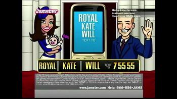 Jamster Royal Baby Name Generator TV Spot - Thumbnail 4