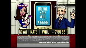 Jamster Royal Baby Name Generator TV Spot - Thumbnail 5