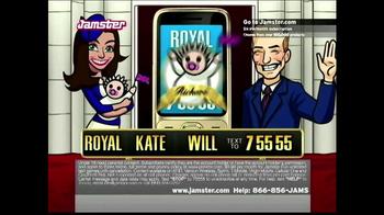 Jamster Royal Baby Name Generator TV Spot - Thumbnail 6