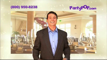 PartyPOP Wedding and Bar Mitzvah Invitations TV Spot - Thumbnail 1
