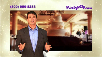 PartyPOP Wedding and Bar Mitzvah Invitations TV Spot - Thumbnail 7