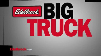 Edelbrock E-Force Supercharge System TV Spot, 'Big Truck Power' - Thumbnail 2