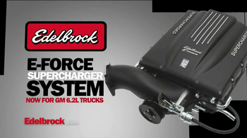 Edelbrock E-Force Supercharge System TV Spot, 'Big Truck Power' - Thumbnail 4