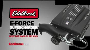 Edelbrock E-Force Supercharge System TV Spot, 'Big Truck Power' - Thumbnail 5