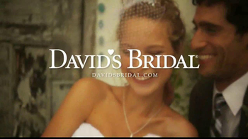 David's Bridal Savings In Bloom TV Spot - Thumbnail 10