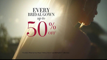 David's Bridal Savings In Bloom TV Spot - Thumbnail 3