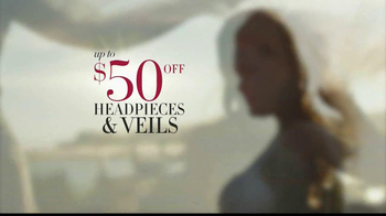 David's Bridal Savings In Bloom TV Spot - Thumbnail 6