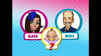 Jamster TV Spot, 'Baby Name Generator: Kate and Will' - Thumbnail 2