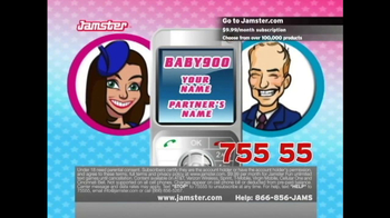 Jamster TV Spot, 'Baby Name Generator: Kate and Will' - Thumbnail 4