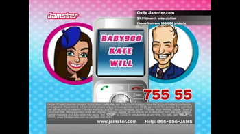 Jamster TV Spot, 'Baby Name Generator: Kate and Will' - Thumbnail 5