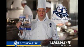 Le Cordon Bleu Career Guide TV Spot