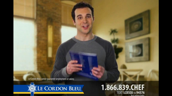 Le Cordon Bleu Career Guide TV Spot - Thumbnail 6