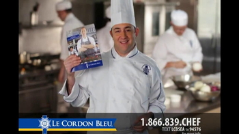 Le Cordon Bleu Career Guide TV Spot - Thumbnail 8