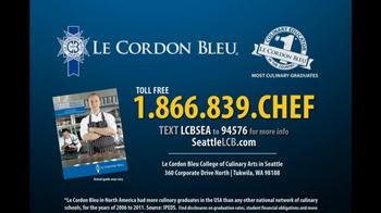 Le Cordon Bleu Career Guide TV Spot - Thumbnail 9