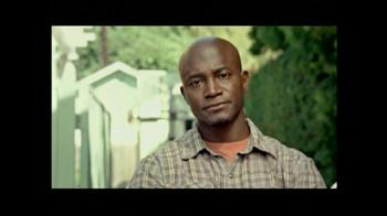 Feeding America TV Spot, 'Bigger Family' Featuring Taye Diggs