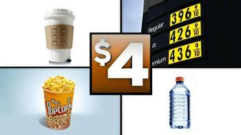 Denny's TV Spot '4 Dollars'