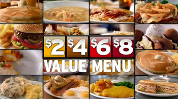 Denny's TV Spot '4 Dollars' - Thumbnail 6