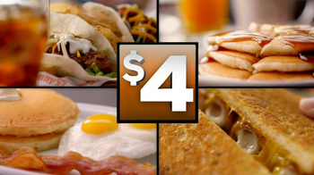 Denny's TV Spot '4 Dollars' - Thumbnail 3