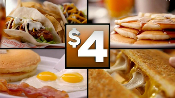 Denny's TV Spot '4 Dollars' - Thumbnail 4