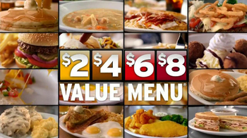 Denny's TV Spot '4 Dollars' - Thumbnail 5
