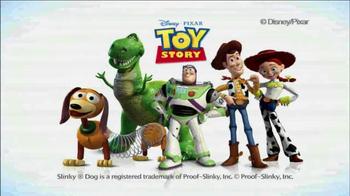 Toy Story Zing 'Ems TV Spot - Thumbnail 1