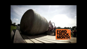 Ford Truck Month TV Spot, 'Tools' - Thumbnail 3