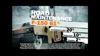 Ford Truck Month TV Spot, 'Tools' - Thumbnail 5