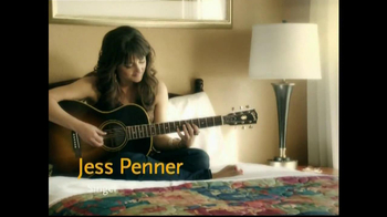 Days Inn TV Spot, 'Live Life Up' Featuring Jess Penner