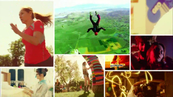 Degree Deodorants TV Spot, 'More Motion = More Protection: Sky Diving' - Thumbnail 6