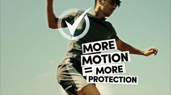Degree Deodorants TV Spot, 'More Motion = More Protection: Sky Diving' - Thumbnail 9