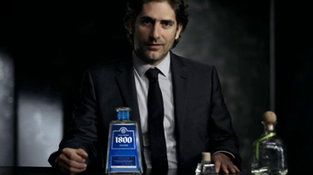 1800 Tequila Silver TV Spot, 'Self-Pouring Shot' Feat. Michael Imperioli - 628 commercial airings