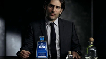 1800 Tequila Silver TV Spot, 'Self-Pouring Shot' Feat. Michael Imperioli - Thumbnail 4