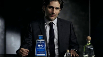 1800 Tequila Silver TV Spot, 'Self-Pouring Shot' Feat. Michael Imperioli - Thumbnail 6