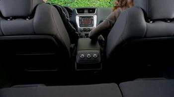 2013 GMC Acadia SLE-1 TV Spot, 'Backseat Dog' Song by Lenka - Thumbnail 2