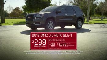 2013 GMC Acadia SLE-1 TV Spot, 'Backseat Dog' Song by Lenka - Thumbnail 9