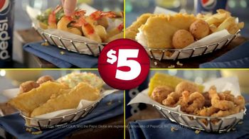 Long John Silver's $5-Basket Madness TV Spot