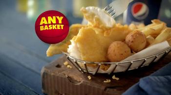 Long John Silver's $5-Basket Madness TV Spot  - Thumbnail 4