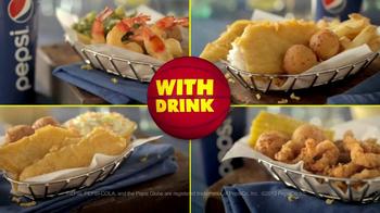 Long John Silver's $5-Basket Madness TV Spot  - Thumbnail 5