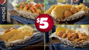 Long John Silver's $5-Basket Madness TV Spot  - Thumbnail 6