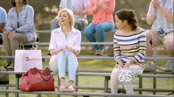 Burlington Coat Factory TV Spot, 'Soccer Game Bleachers' - Thumbnail 1
